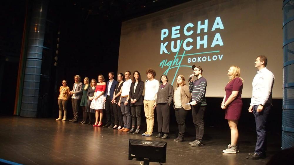 Pechakucha Night - Sokolov